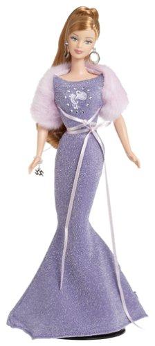 Barbie Collector Zodiac Dolls - Aquarius (January 21 - February 19)