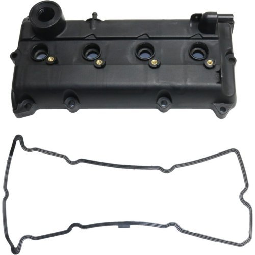 (Valve Cover for Nissan Altima/Sentra 02-06 w/Gasket And Pcv Valve 4 Cyl 2.5L Eng.)