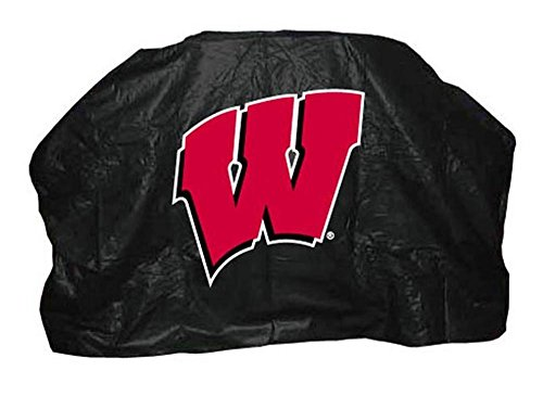 NCAA Wisconsin Badgers 68-Inch Grill Cover ()