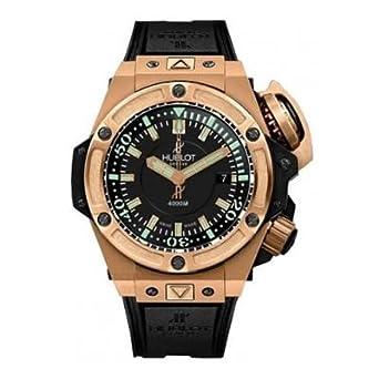 26ae177800c Amazon.com  Hublot Oceanographic Men s Auto Rose Gold - 731.OX.1170 ...