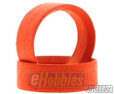 HPI Racing 4630 Pro Molded Inner Foams, Medium Soft, 24mm, Red