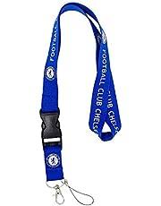 VKOTOUNY FC Football Club Fan Lanyard Key Chain Use for Mobile Phone/Business ID/Badge Card ect