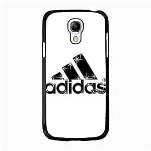 Hard Plastic Samsung Galaxy S4 Mini Cell Phone Case,Original Classical Adidas Logo Design Phone Back Case for Samsung Galaxy S4 Mini