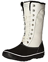 KEEN Women's Elsa Tall Canvas WP Boot
