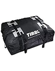 Waterproof Car Roof Top Rack Bag Cargo Carrier Luggage Storage Outdoor Travel AU