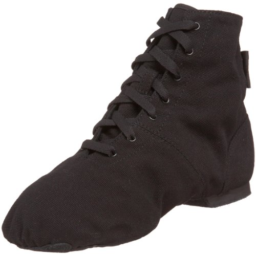 Sansha Soho Lace-Up Jazz ShoeBlack9 M US Womens5 M US Mens
