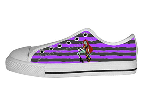 Womens Canvas Low Top Shoes The Nightmare Before Christmas Design Dayofdead Shoes18 74wQq9QrN