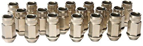 Skunk2 (520-99-0845) Hard Anodized 12mm x 1.5mm Forged Lug Nut Set -