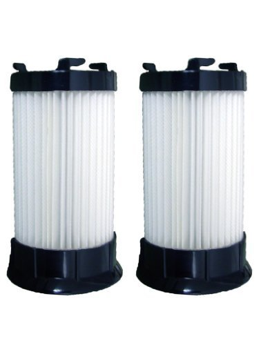 - EnviroCare Replacement HEPA Filters for Eureka DCF-4/DCF-18 Series Uprights 2 Filters
