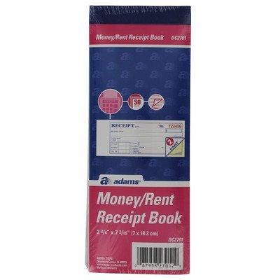 adams-dc2701-2-part-receipt-book-pack-of-5