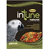 Higgins Intune Natural Parrot Pellet Food 3lb, My Pet Supplies