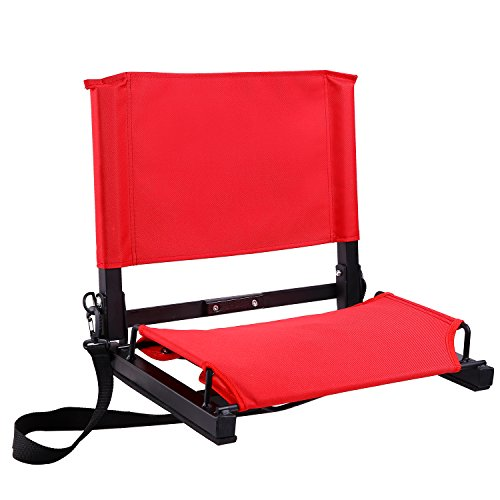 folding metal stadium seats - 3