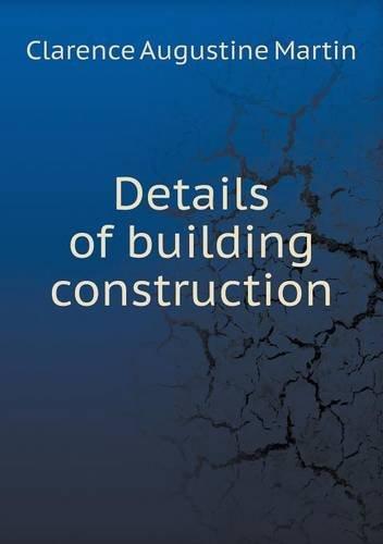 Details of Building Construction PDF