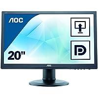 AOC M2060PWQ 19.53 Full HD MVA Black