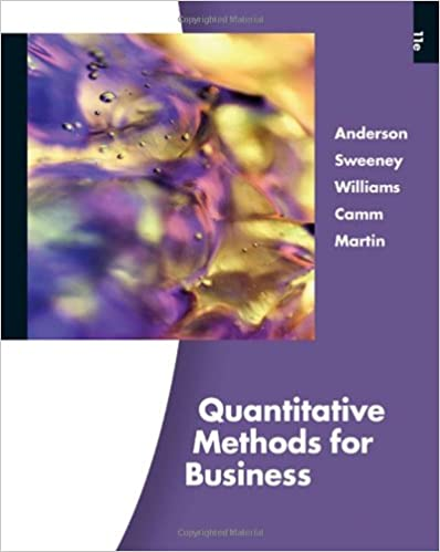 Quantitative methods for business with printed access card david quantitative methods for business with printed access card 11th edition fandeluxe Image collections