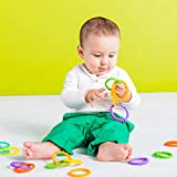 Bright Starts Lots of Links Rings Toys - for