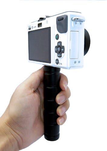 Gadget Place Compact Camera Handle for Canon EOS 7D Mark II 70D 700D 1200D 100D Rebel T5 Kiss X70