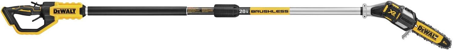 DEWALT DCPS620B Pole Saw, Yellow/Black