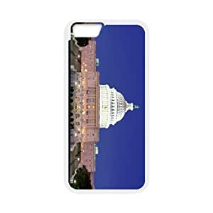 Generic Case White House For iPhone 6 4.7 Inch 785D5R3453