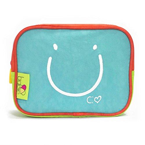 BigLove Kids 'Glück Quadratisch Tasche, mehrfarbig, klein