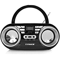 Fisher FBX280 Jam Box Bluetooth CD BoomBox