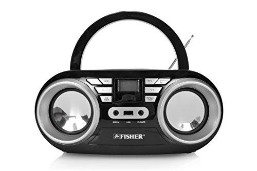 Fisher FBX280 Jam Bluetooth BoomBox