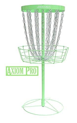 Axiom Discs Pro 24-Chain Disc Golf Basket by Axiom Discs