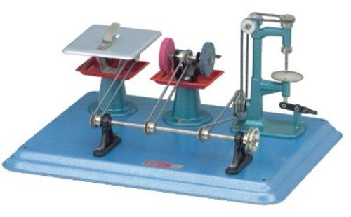 Wilesco 00560 Dampfmaschschine Modellplatte M56 Dampfmaschinen / Zubehör Experiment & Forschen / Dampfmaschinen