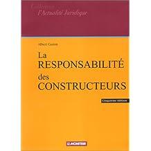 La Responsabilité des constructeurs, 5e édition