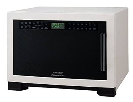 Amazon.com: Sharp r-630ds 1 – 1/4-cubic-foot 1100-watt ...