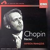 Chopin - Récital Samson François (1960)