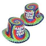 Tie-Dyed Hi-Hats (25ct)