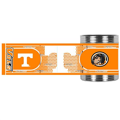 NCAA Tennessee Volunteers Stainless Steel Can Holder