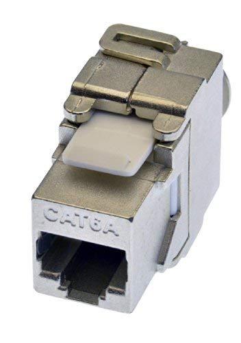 Modular Keystone Rj45 Modul Netzwerk Buchse Cat 6 dsthQrCx