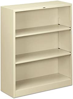 product image for HONHS42ABCL - HON Metal Bookcase