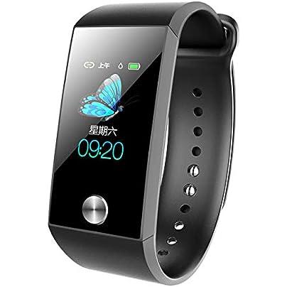 DMMDHR Waterproof 1 14inch PPG ECG Blood Pressure Monitor Wristband Smart Bracelet Estimated Price £51.00 -