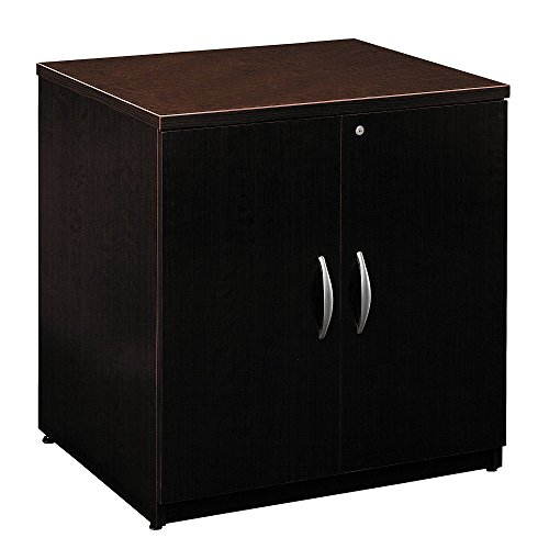 (Bush Business Furniture Series C Collection 30W Storage Cabinet in Mocha Cherry )