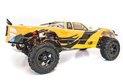 Hot Sale  1 5 Rovan 32Cc Gas Terminator Truck 320T Hpi Baja 5T 5Sc King Motor Compatible