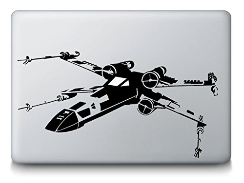 (X-Wing Fighter Star Wars MacBook - Disney Mac Laptop Vinyl Decal Sticker)