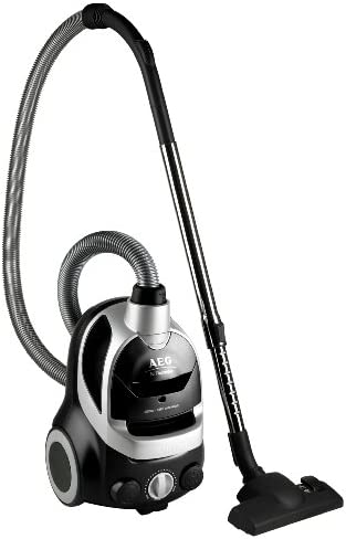 AEG Electrolux ATI 7655 Minion Staubsauger ohne Beutel 2100 WattHEPA FilterHartboden Düse und Turbo Düse