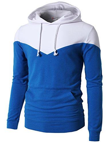 H2H Casual Sleeve Hoodie Design