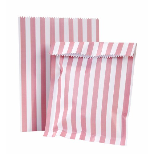 Talking Tables Pink n' Mix Sacs en papier avec autocollants