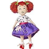 FAO Schwarz Exclusive Fancy Nancy Plush- 14″, Baby & Kids Zone