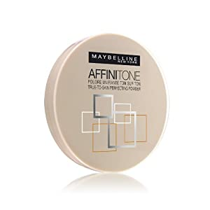 Gemey-Maybelline - Affinitone - Poudre compacte - 03 beige ivoire