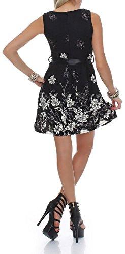 malito more than fashion - Vestido - Estuche - para mujer negro