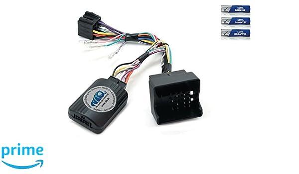 XOMAX adaptador para mando a distancia en el volante Opel Astra ...