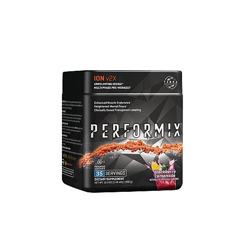 Performix ION v2X Blackberry Lemonade 35 Servings