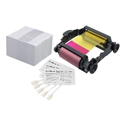 Badgy Vbdg205eu Consumable Pack Color Ribbon ()