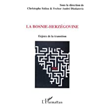 Bosnie-herzégovine: enjeux de la transition