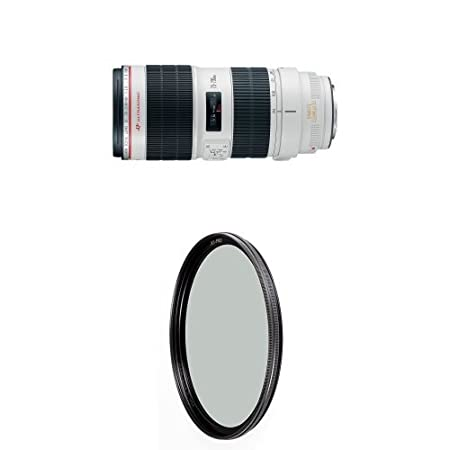 Amazon.com : Canon EF 70-200mm f/2.8L IS II USM Telephoto Zoom ...